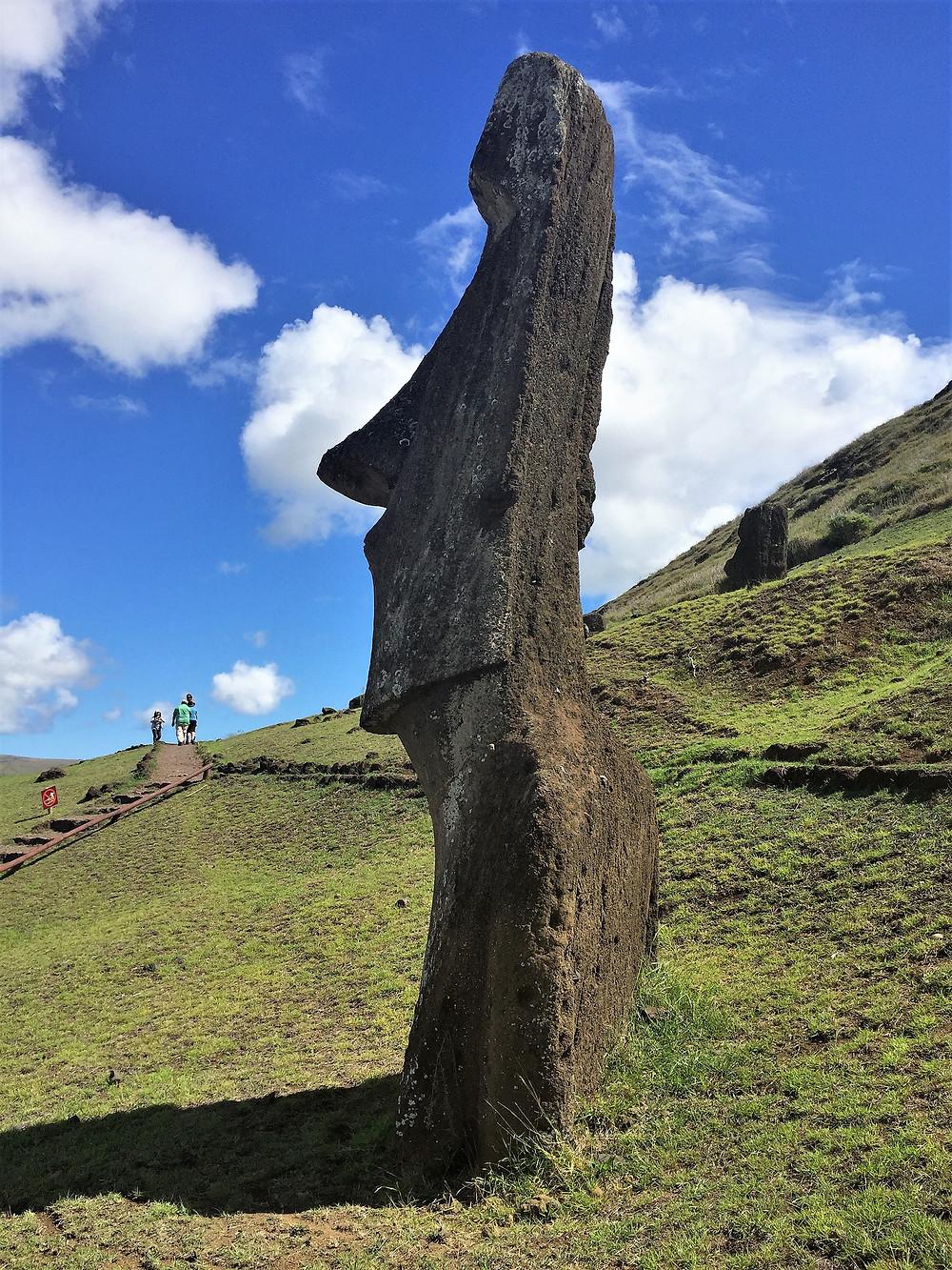 Piro Piro Moai| skitour.club| Блог Сергея Чеботова