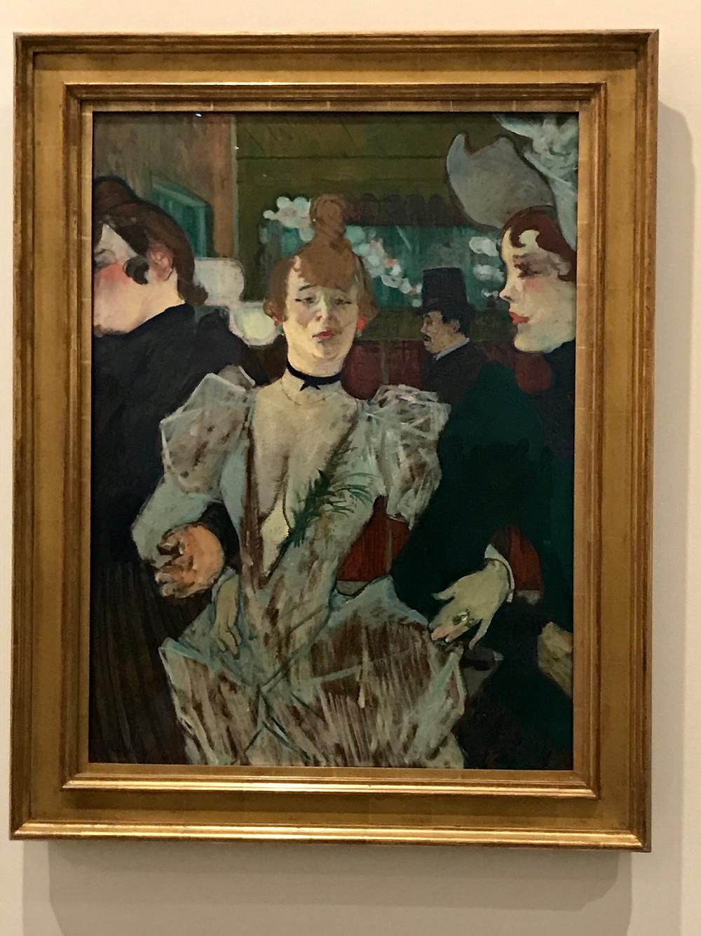 "Постер"" the Moulin Rouge"""