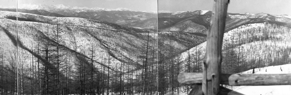 Долина реки Керби  skitour.club  Блог Сергея Чеботова