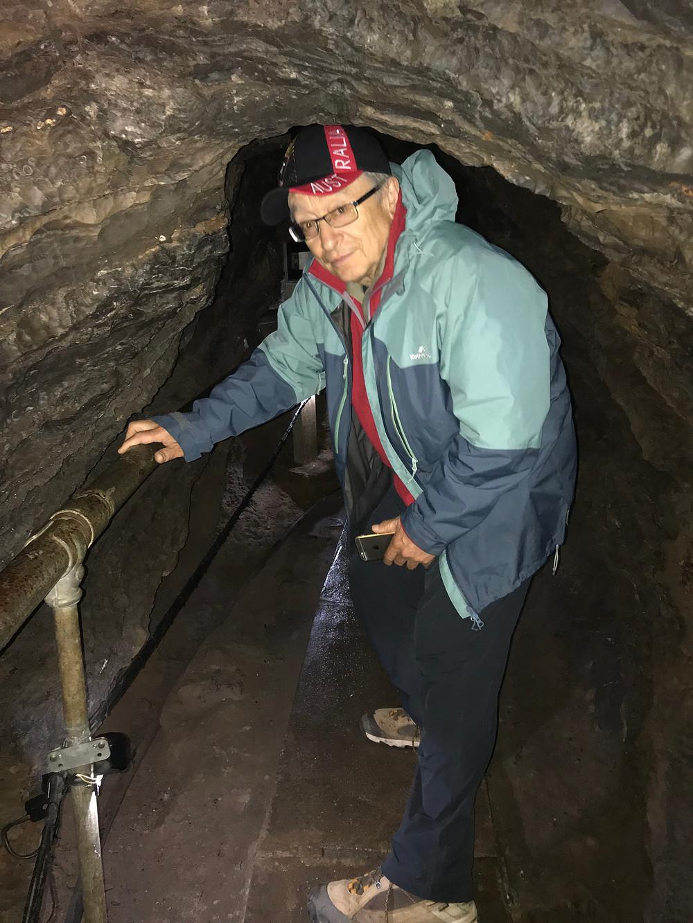 Внутри королевской пещеры| skitour.club| Блог Сергея Чеботова