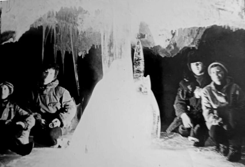 Пещера Стерегущее копье| skitour.club| Блог Сергея Чеботова