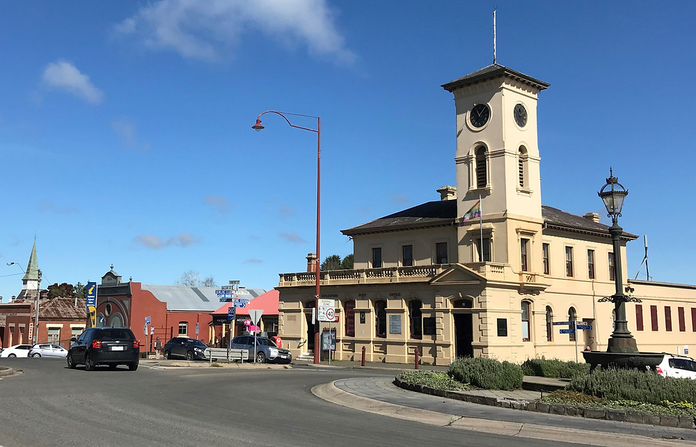 The Daylesford Post Office