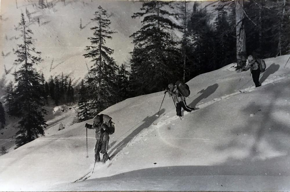 Река Правый Омот  skitour.club  Блог Сергея Чеботова