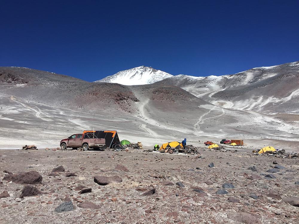 Лагерь Атакама | skitour.club | Блог Сергея Чеботова
