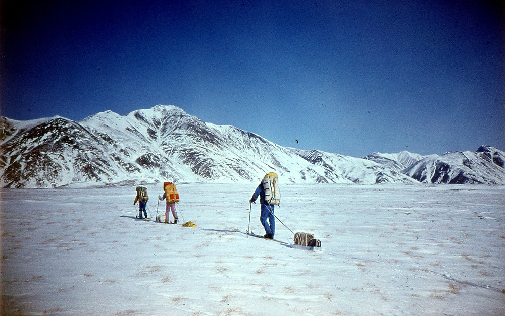 Долина р. Чукча| skitour.club| Блог Сергея Чеботова