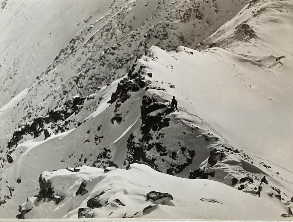 На перевале Аюмкан| skitour.club| Блог Сергея Чеботова