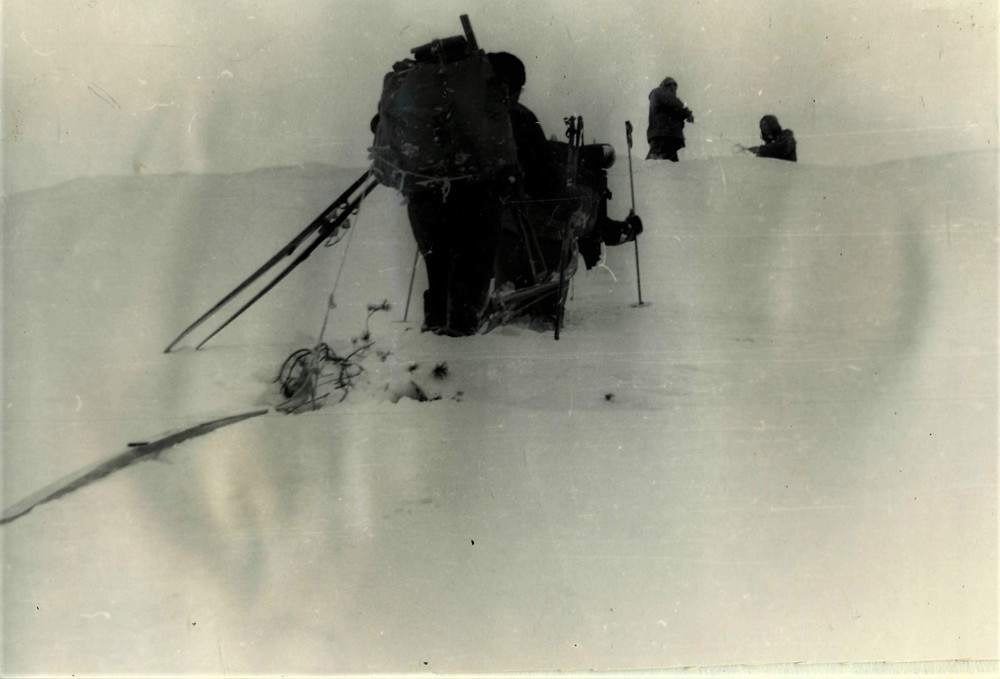 Гребень хребта Баджал| skitour.club| Блог Сергея Чеботова
