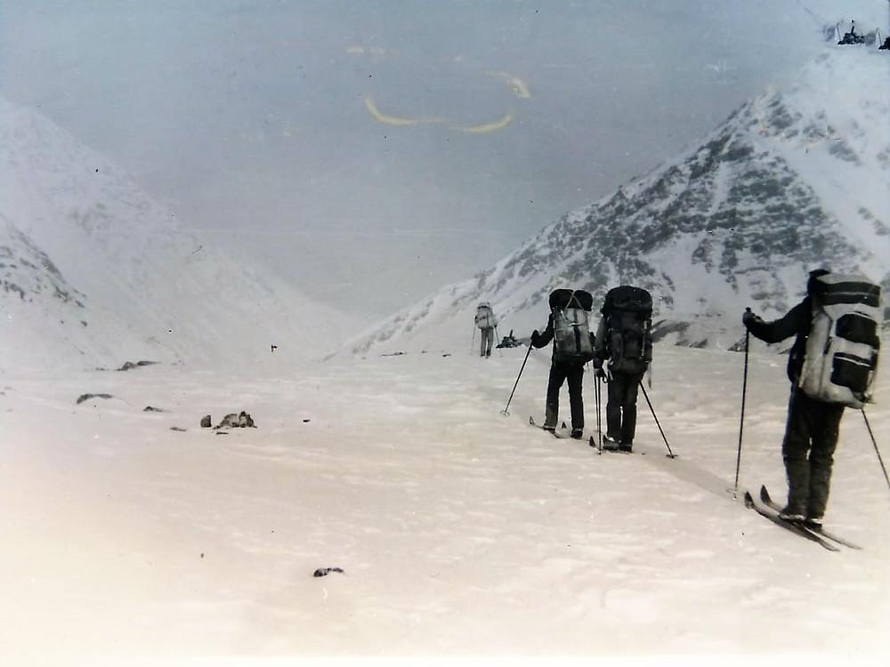 Перевал Комнано| skitour.club| Блог Сергея Чеботова