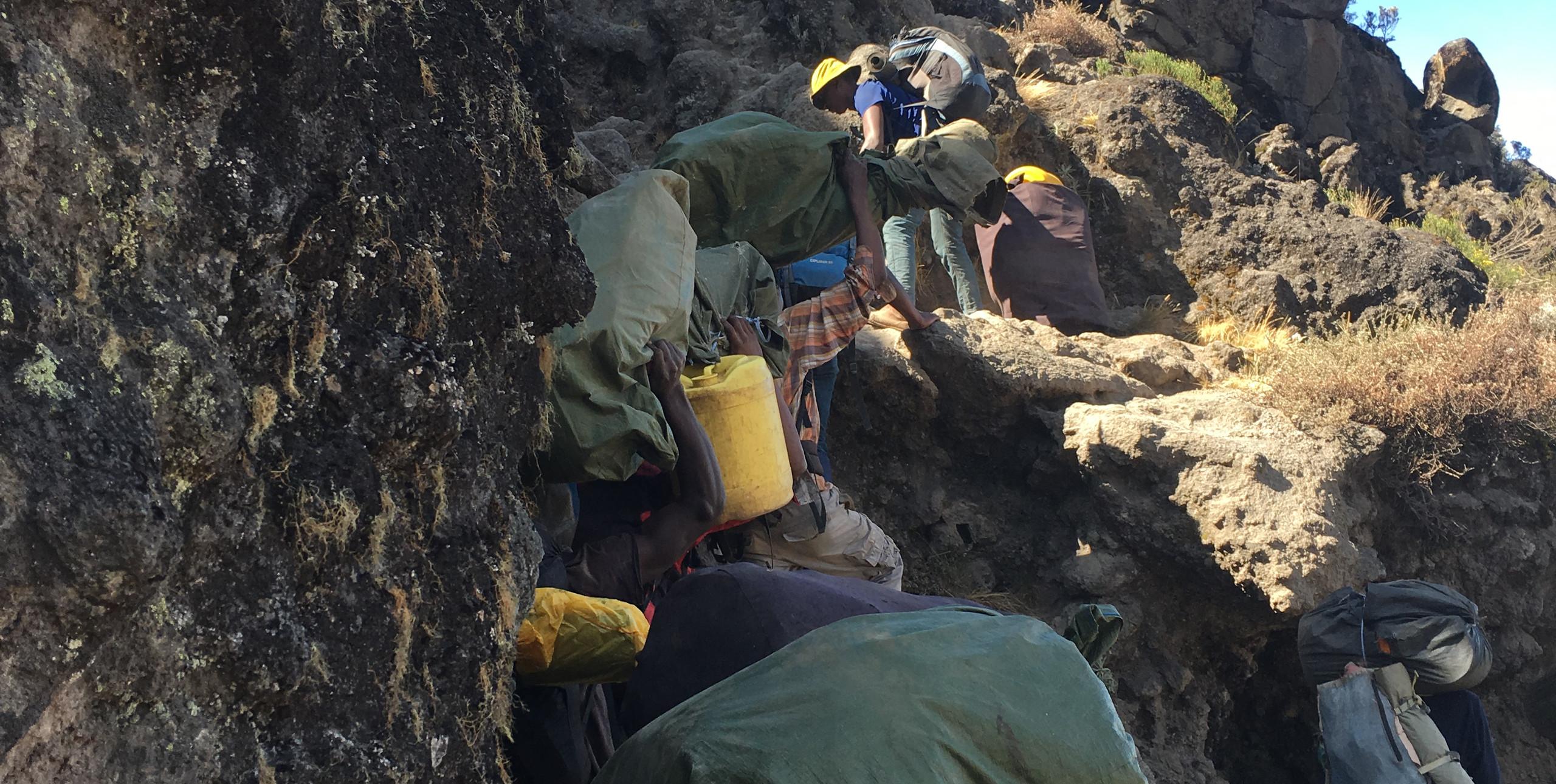 Восхождение на Килиманджаро — 4 день