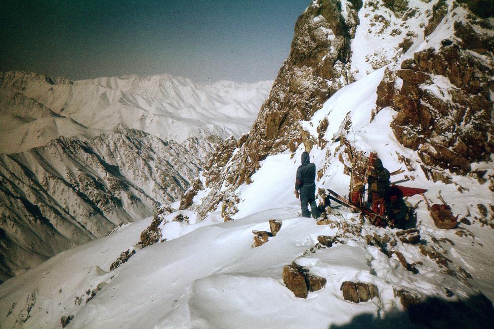 Перевал Красноярова| skitour.club| Блог Сергея Чеботова
