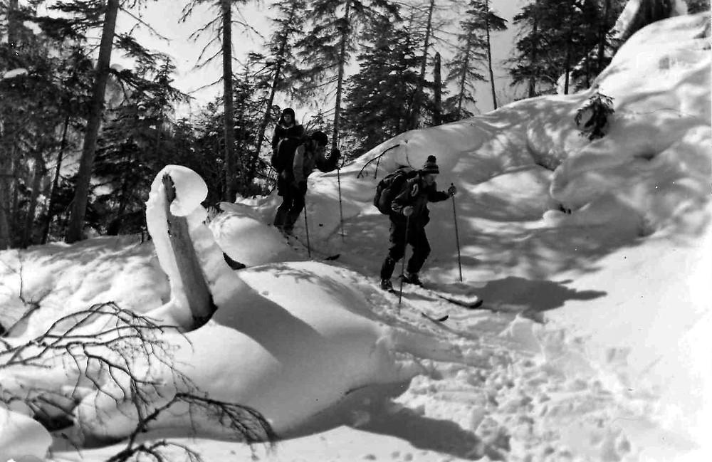 Подходы к Кумусунскому перевалу  skitour.club  Блог Сергея Чеботова