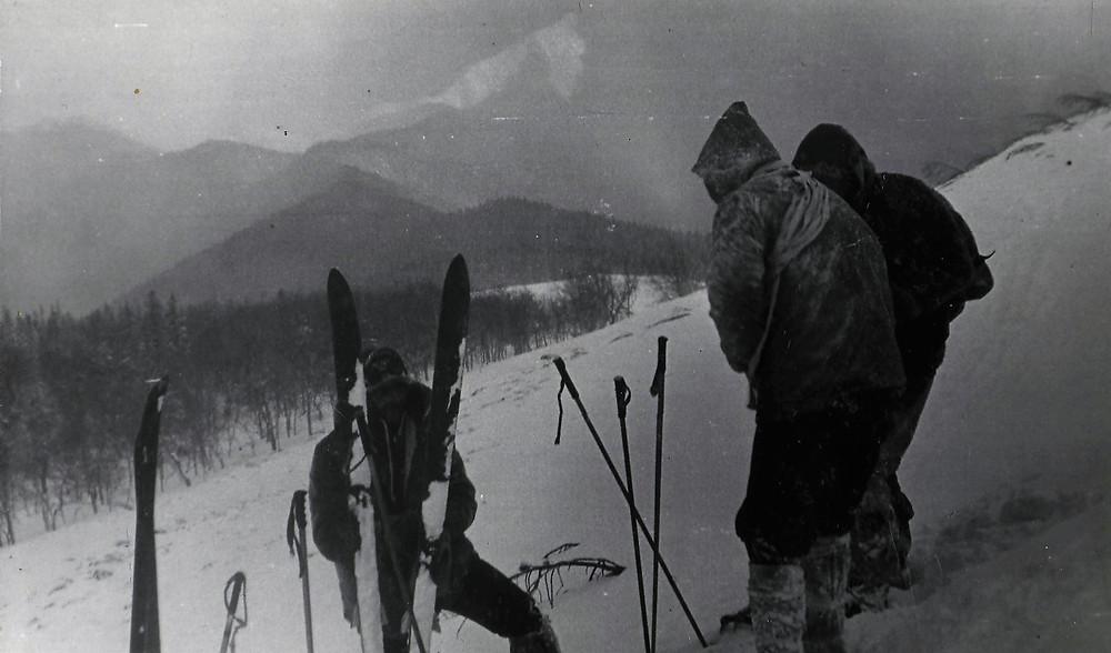 На склонах Тордоки-Яни| skitour.club| Блог Сергея Чеботова
