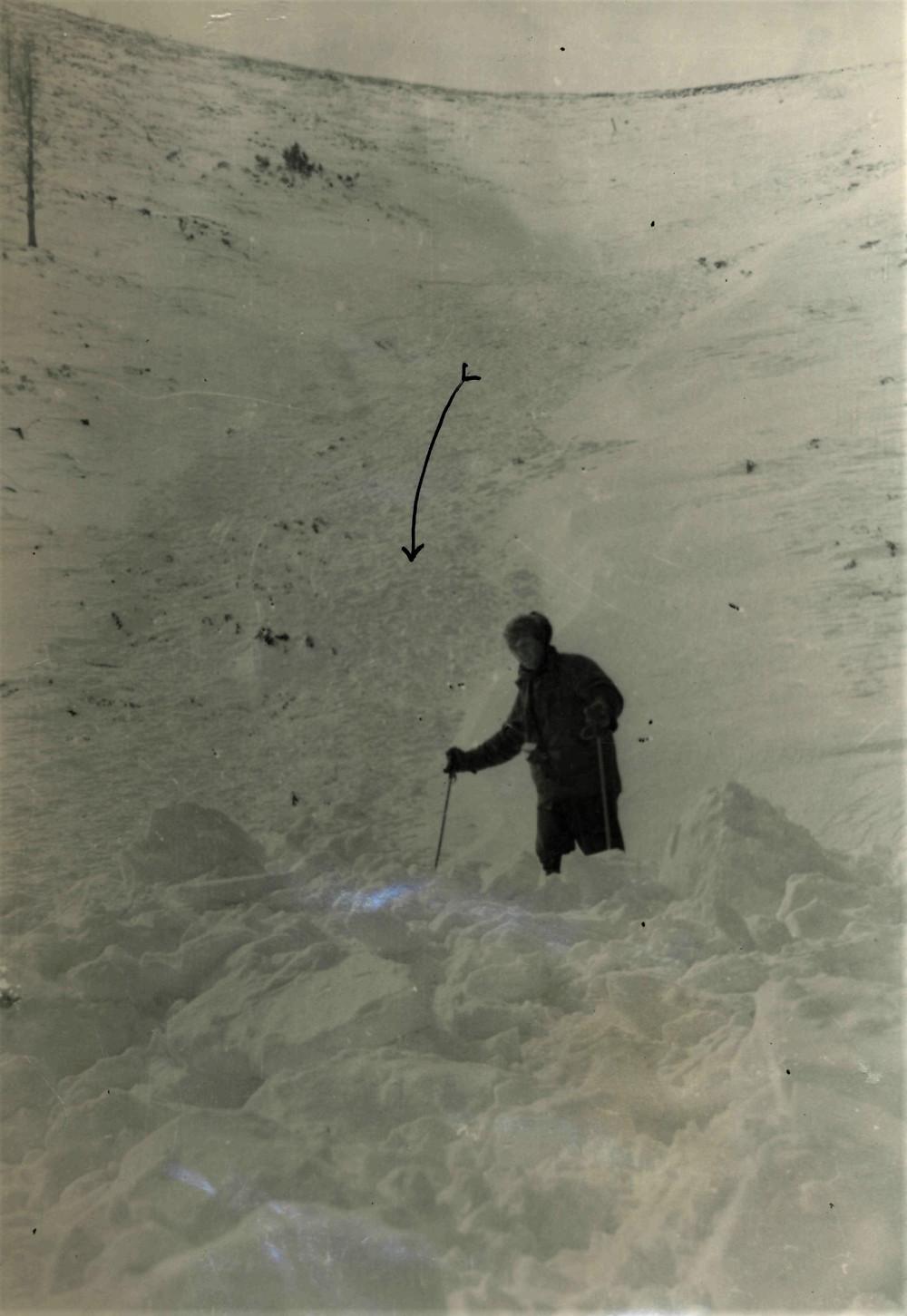 Лавинный конус| skitour.club| Блог Сергея Чеботова