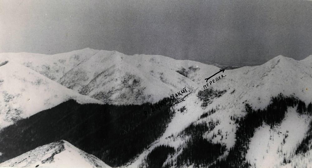 Перевал через хребет Баджал| skitour.club| Блог Сергея Чеботова