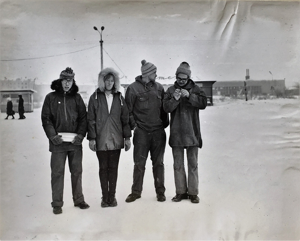 Комсомольск  skitour.club  Блог Сергея Чеботова