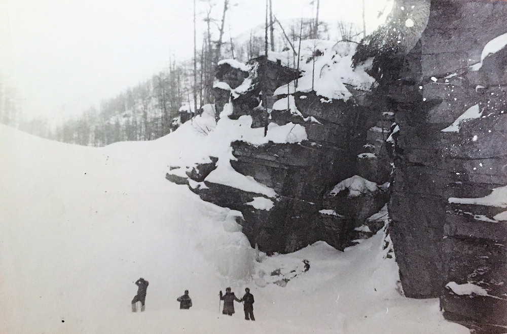 Водопад| skitour.club| Блог Сергея Чеботова