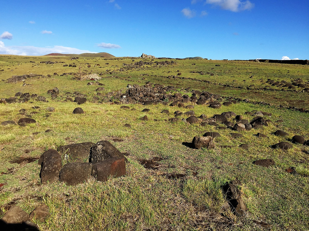 Печь Umu Pae, Easter Island| skitour.club| Блог Сергея Чеботова