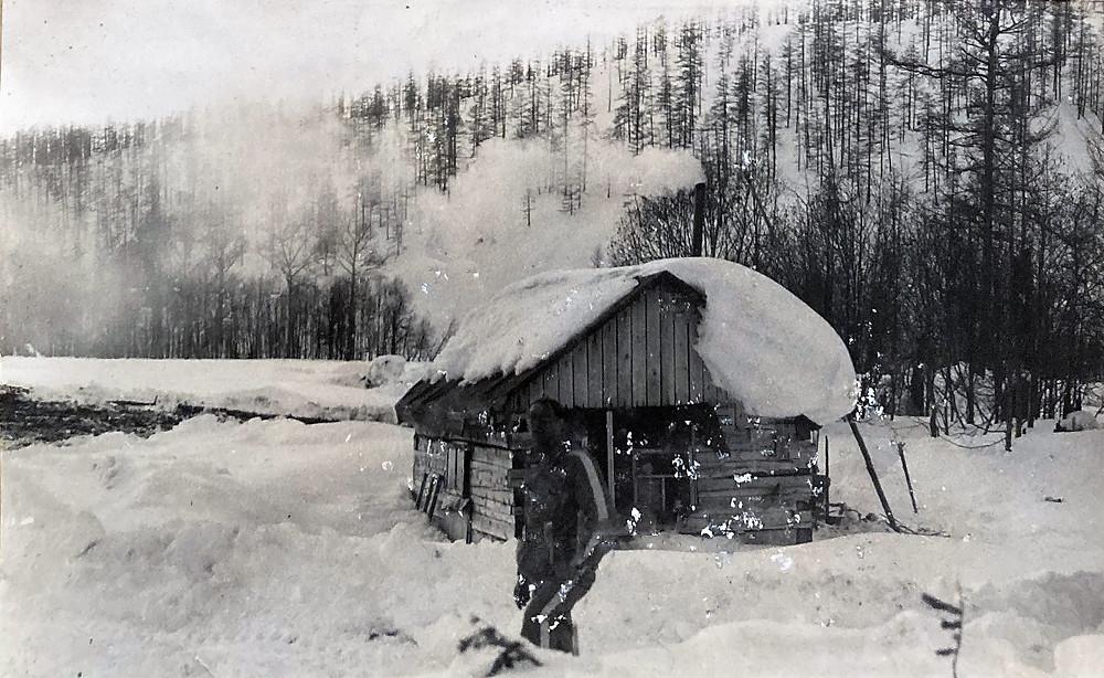 Зимовье  skitour.club  Блог Сергея Чеботова
