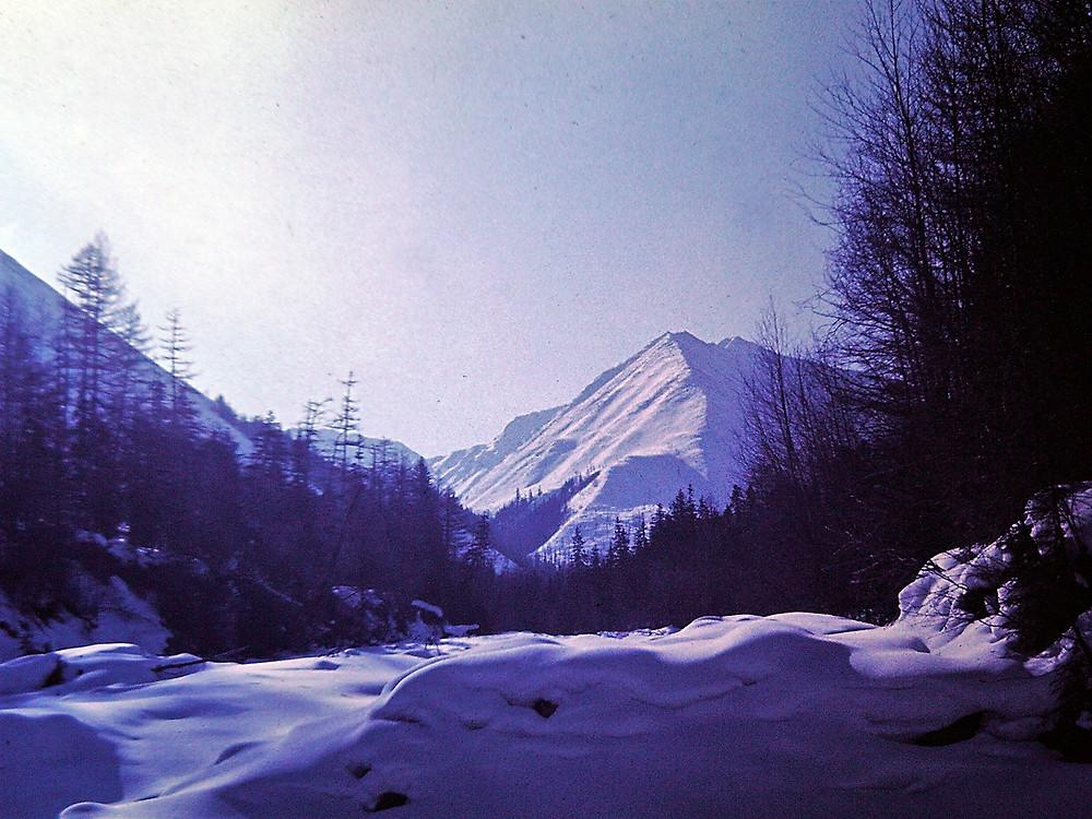 Река Омот-Макит| skitour.club| Блог Сергея Чеботова