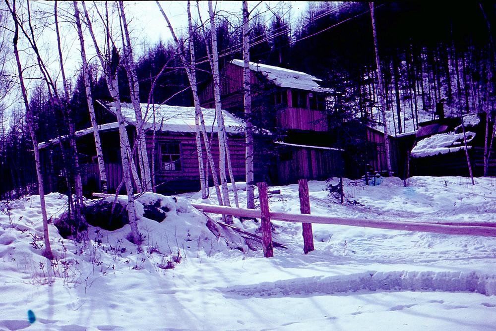 База на р. Курун-Агылык| skitour.club| Блог Сергея Чеботова