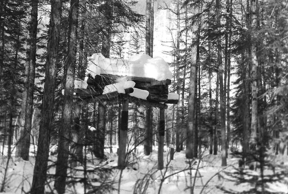 Охотничий лобаз  skitour.club  Блог Сергея Чеботова