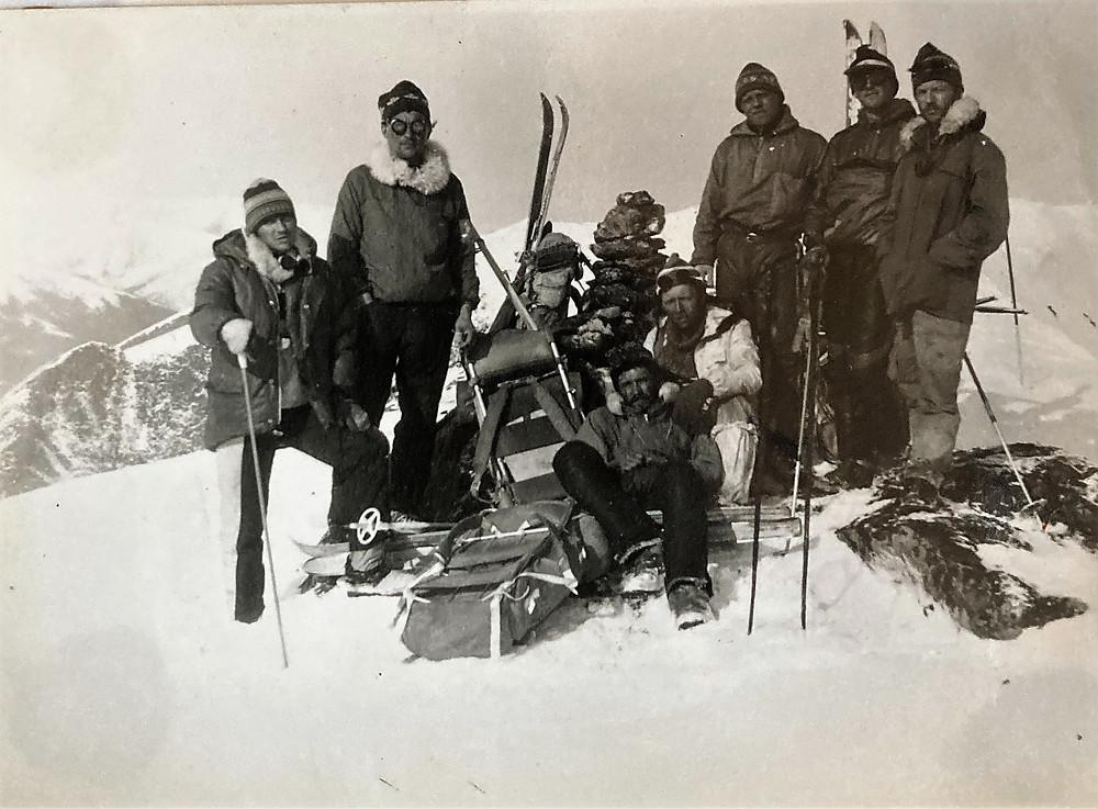 Тур на перевале Гыдан| skitour.club| Блог Сергея Чеботова