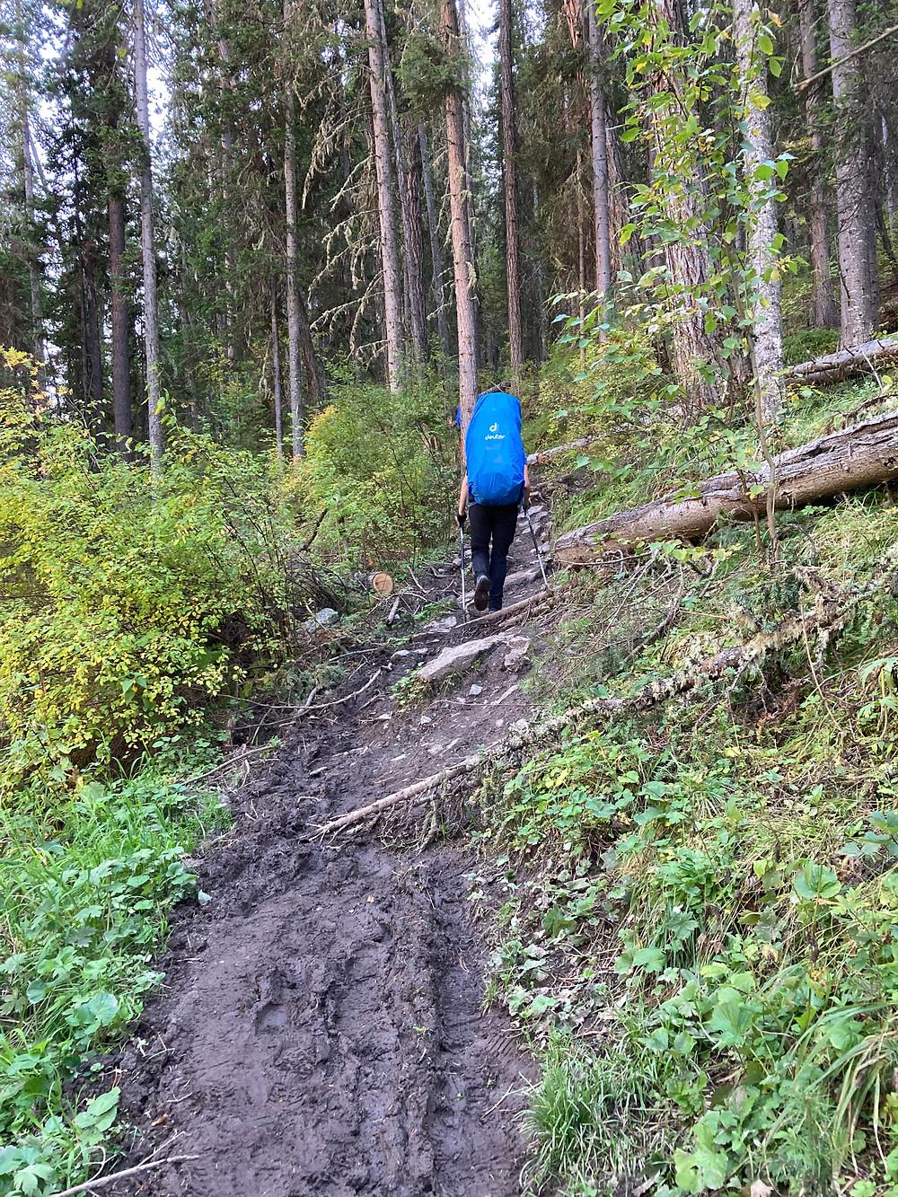 Аккемская тропа| skitour.club| Блог Сергея Чеботова