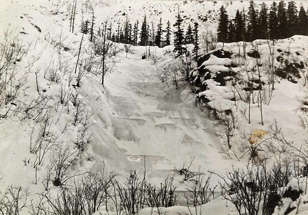 Река Б. Оконона| skitour.club| Блог Сергея Чеботова