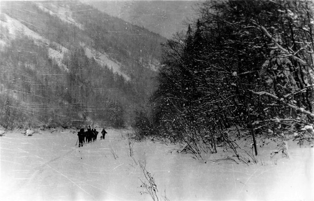 Долина реки Бурея| skitour.club| Блог Сергея Чеботова
