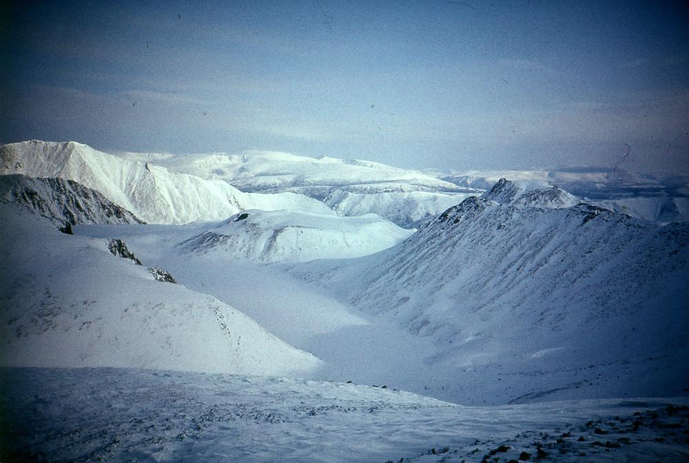 Ледник Атласова| skitour.club| Блог Сергея Чеботова