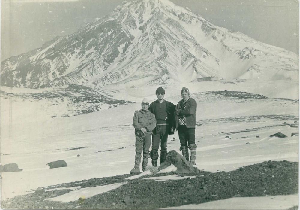 Авачинский перевал| skitour.club| Блог Сергея Чеботова