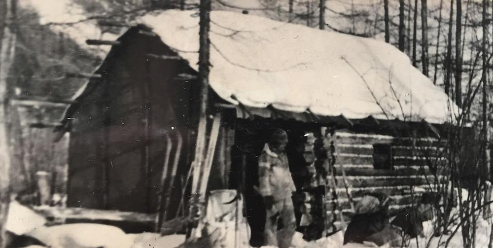 Изба в устье руч. Безымянного| skitour.club| Блог Сергея Чеботова