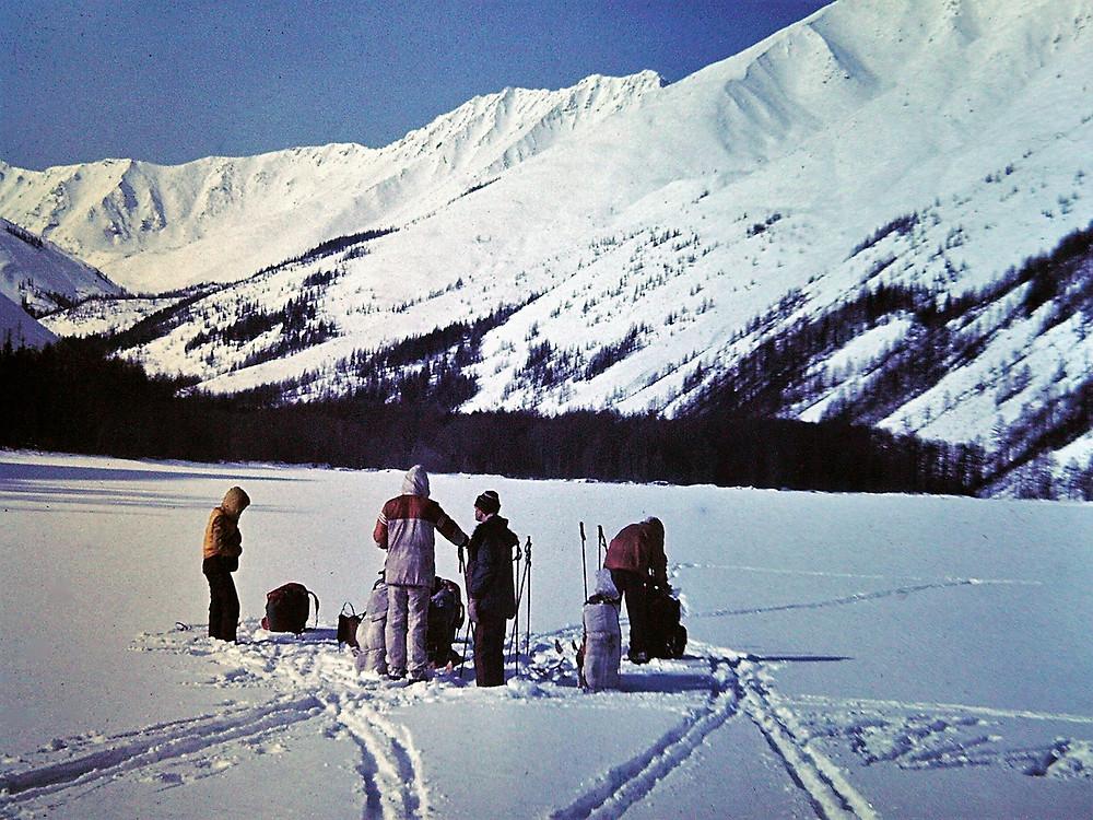 Баджальский хребет| skitour.club| Блог Сергея Чеботова
