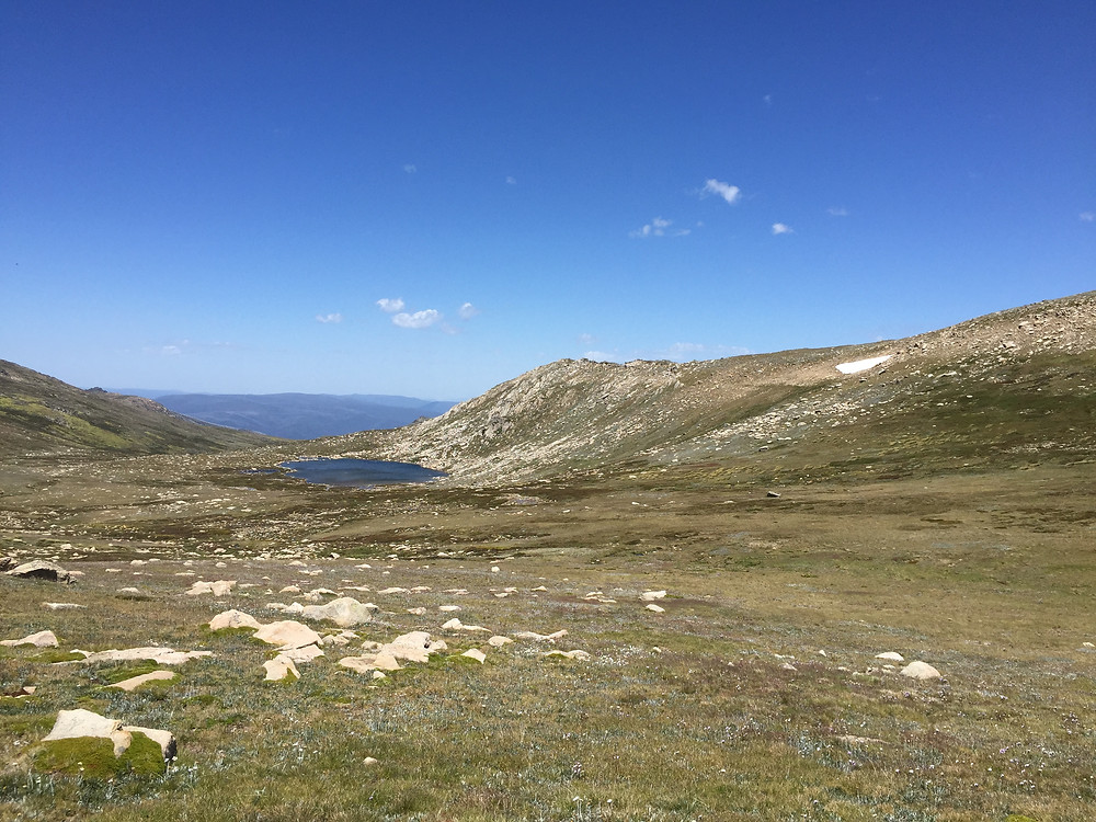 Озеро Кутапатамба| skitour.club| Блог Сергея Чеботова