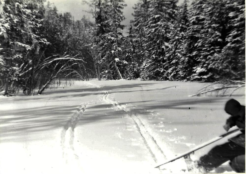 Река Уджаки| skitour.club| Блог Сергея Чеботова