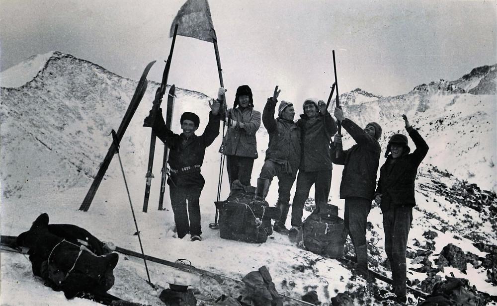 Перевал через Баджальский хребет| skitour.club| Блог Сергея Чеботова