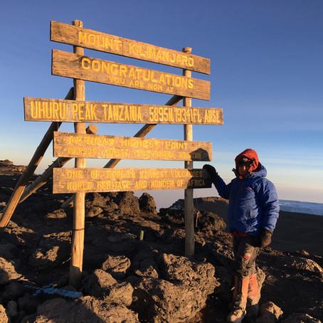 Восхождение на Килиманджаро по маршруту Лемошо 2016
