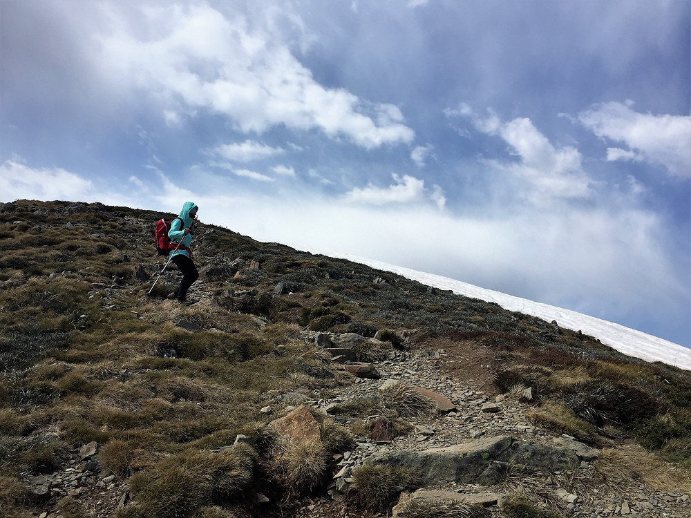 Спуск с Feathertop| skitour.club| Блог Сергея Чеботова