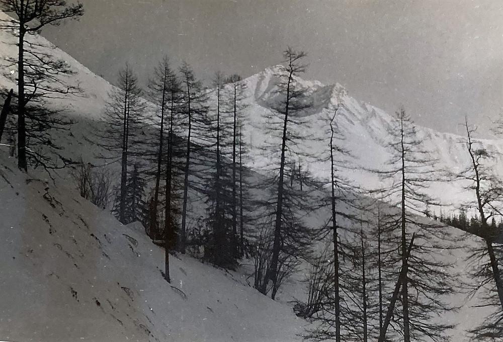 Вершина 2053| skitour.club| Блог Сергея Чеботова