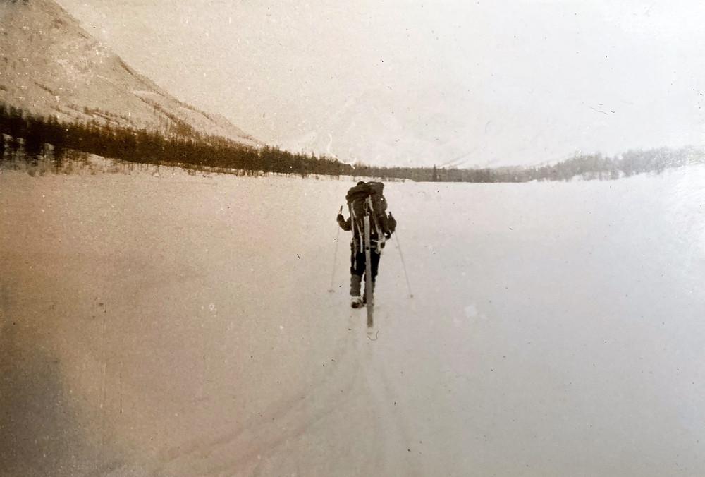 Перевал р. Апсат – р. Правая Сыгыкта| skitour.club| Блог Сергея Чеботова