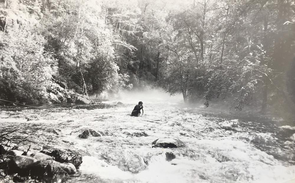 Переправа через реку| skitour.club| Блог Сергея Чеботова