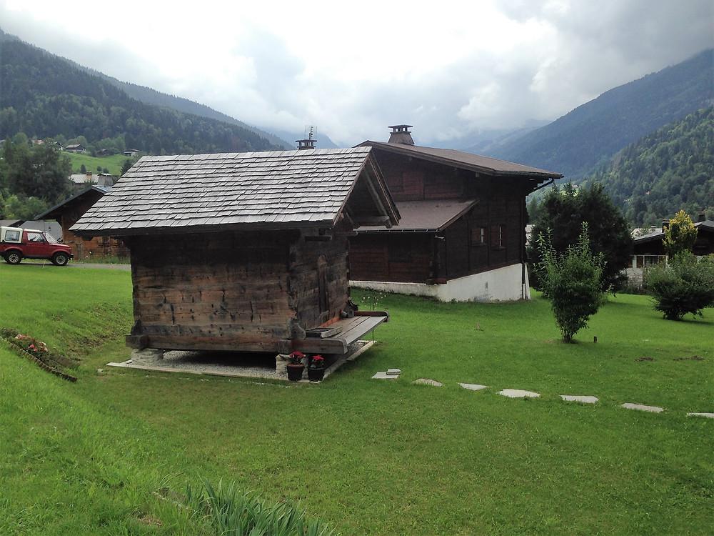 Альпийская баня