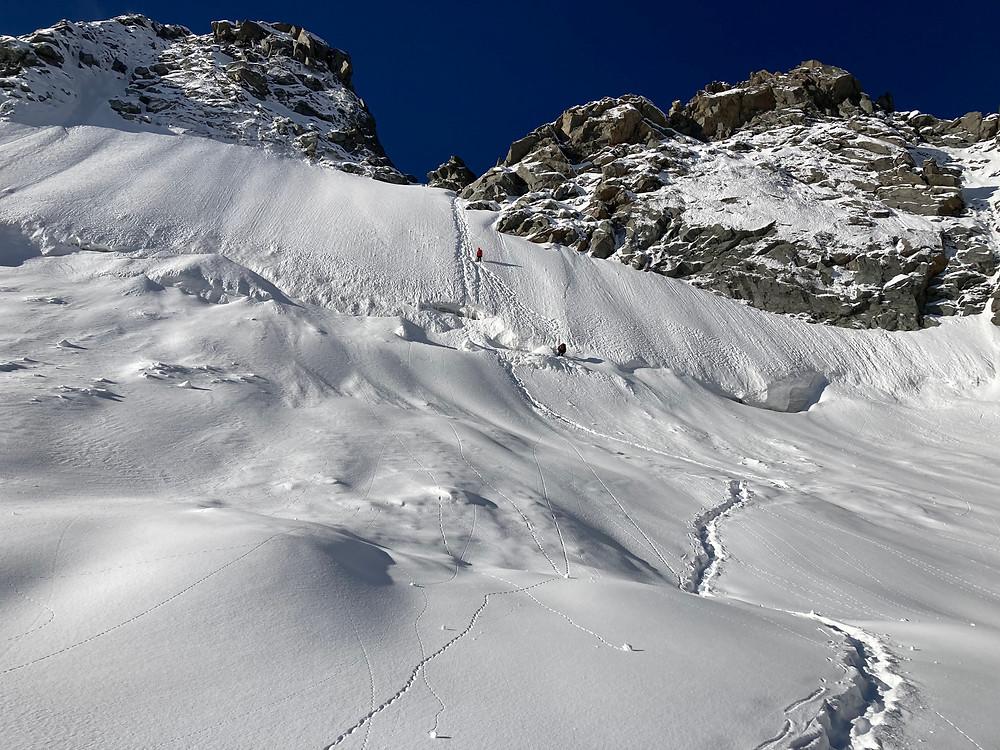 Перевал Титова| skitour.club| Блог Сергея Чеботова