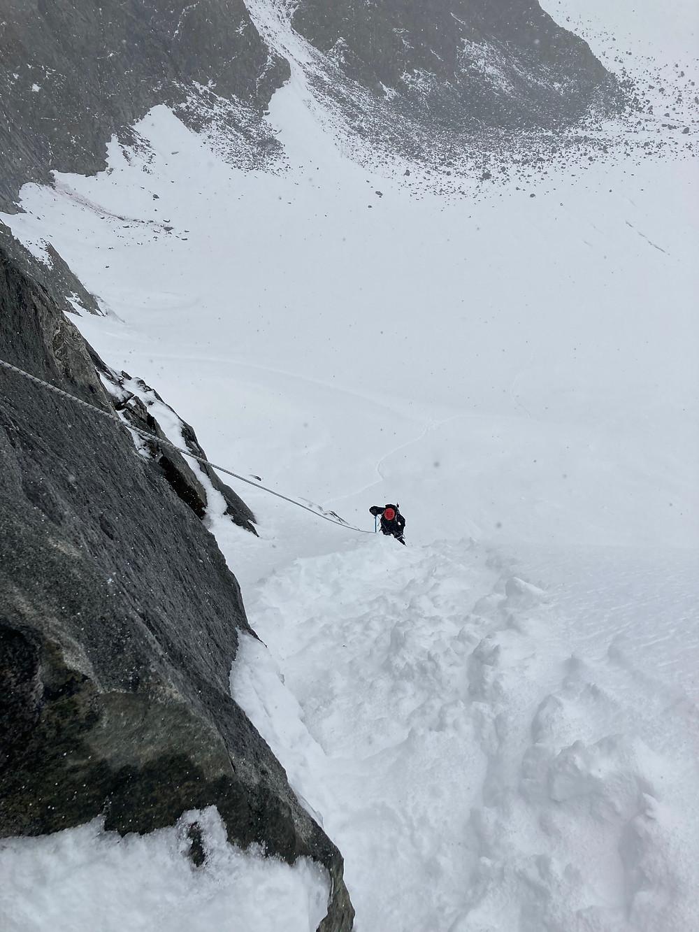 Подъем на перевал| skitour.club| Блог Сергея Чеботова