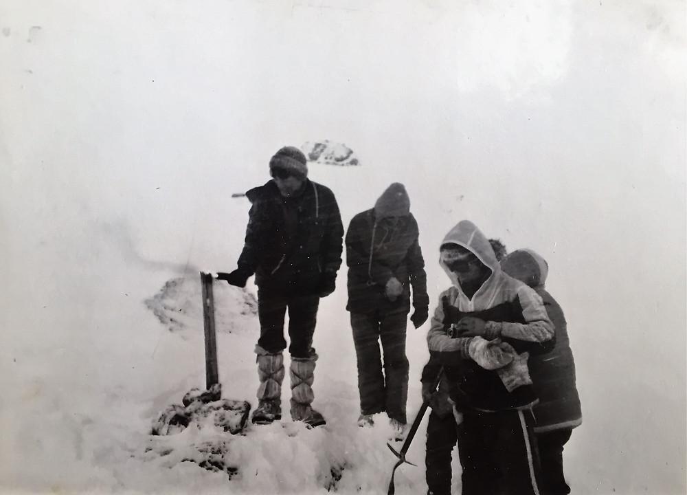 На перевале| skitour.club| Блог Сергея Чеботова