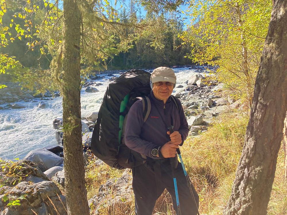 Осень на Алтае| skitour.club| Блог Сергея Чеботова