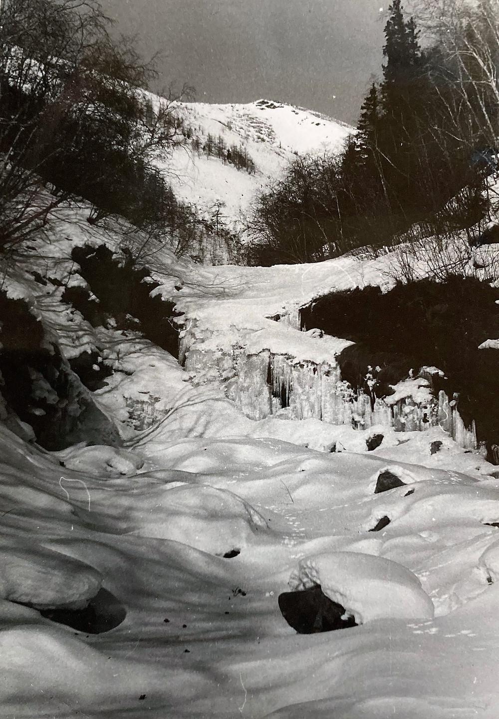 Река Улгенер| skitour.club| Блог Сергея Чеботова