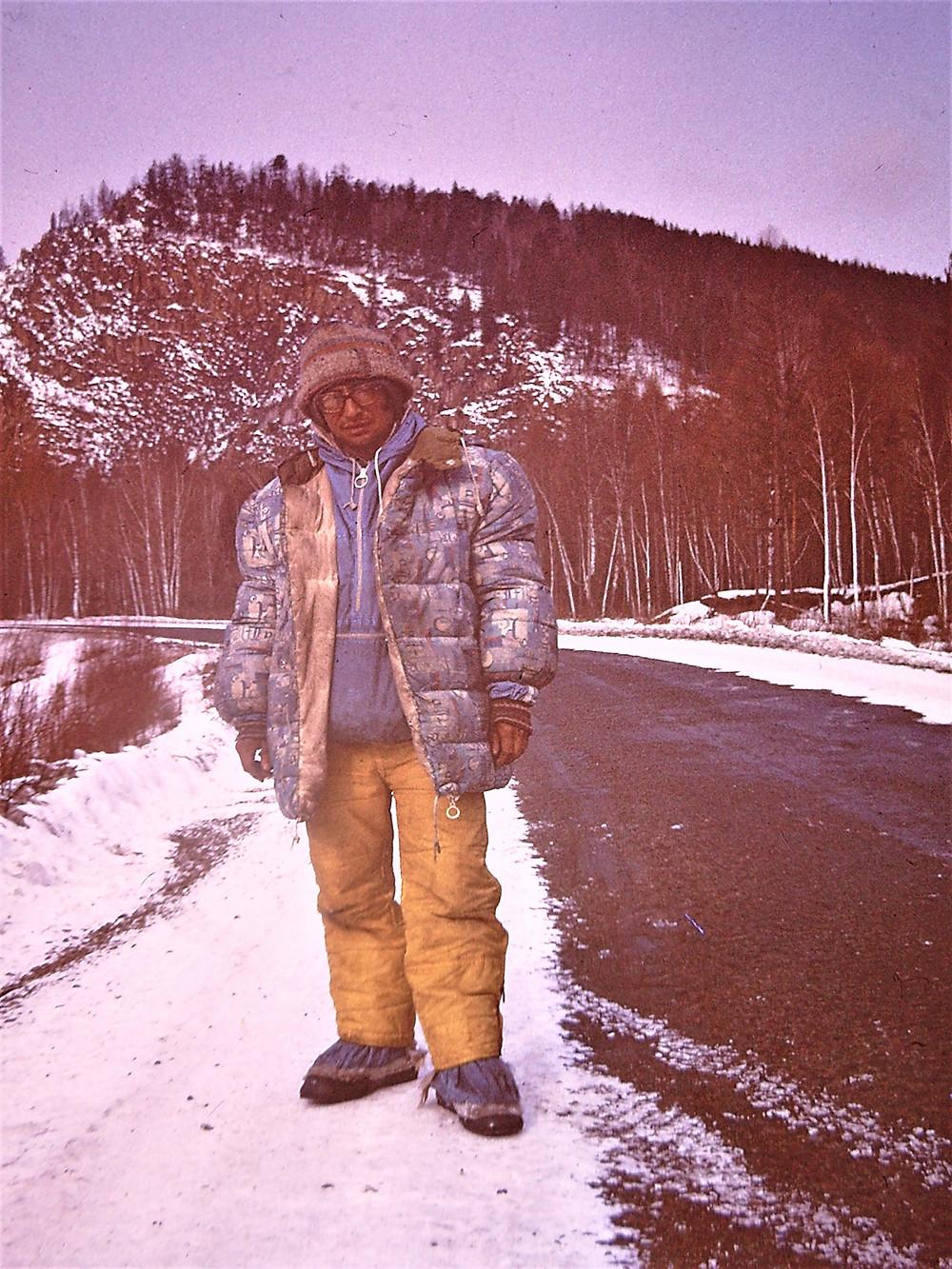 Западные Саяны| skitour.club| Блог Сергея Чеботова