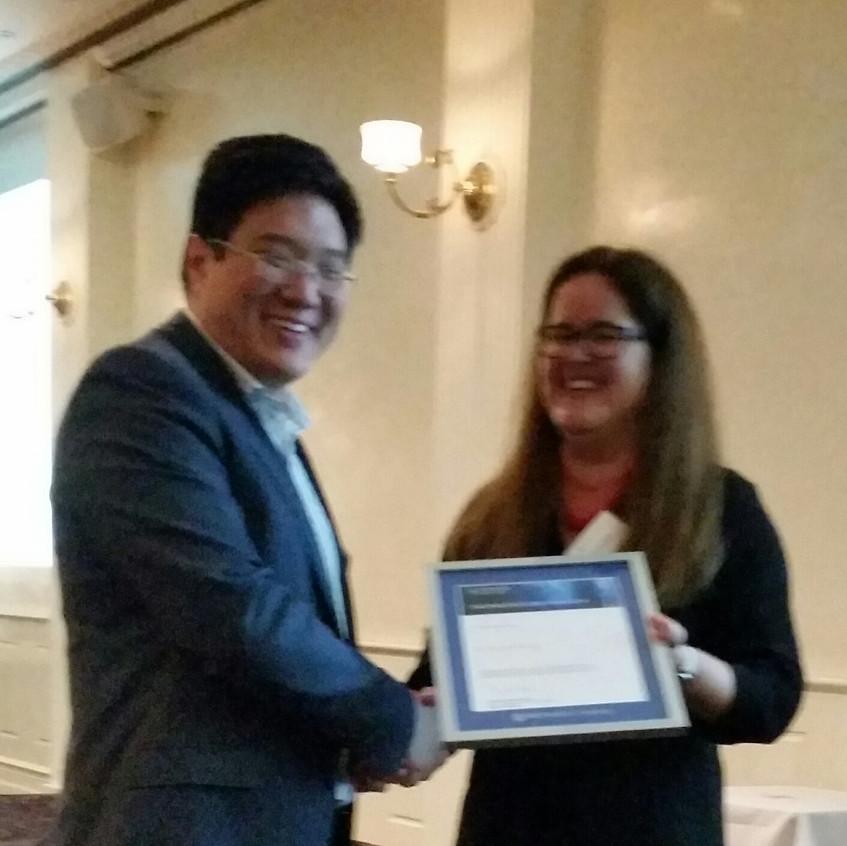 Yi-Lee Getting Award