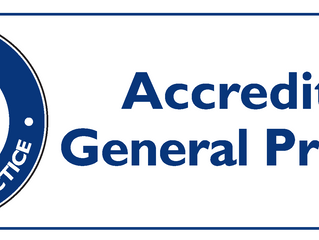 AGPAL Accredited Again - Go Team!